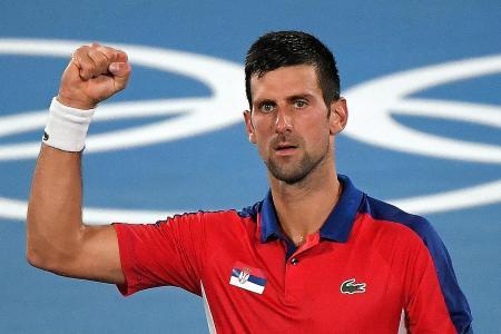 Djokovic: As it gets tougher, I get better