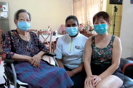 Community nurse likens herself to an 'investigator'
