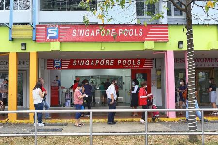 Fewer Singaporeans gambling, addictions remain low: Survey