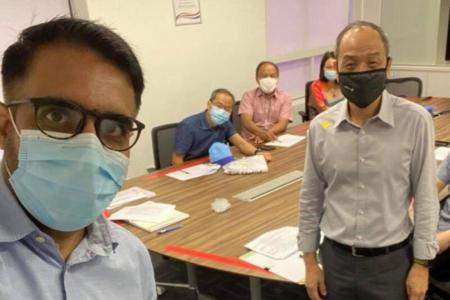 Former WP chief Low Thia Khiang urges seniors to get vaccinated