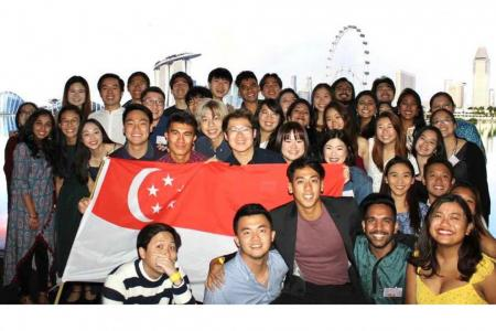How overseas Singaporeans are celebrating National Day this year