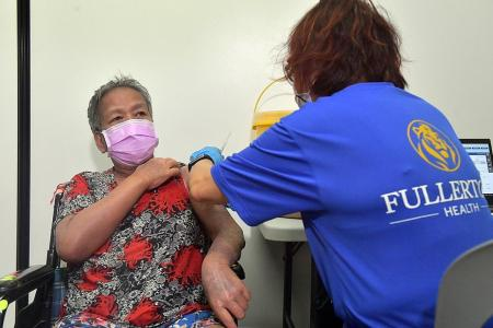 Elderly, immunocompromised persons first in line for boosters shots