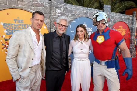 The Suicide Squad seeks redemption for DC baddies, director