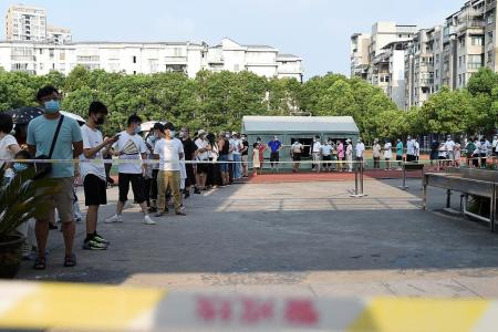 China's mass testing uncovers most number of infections since January