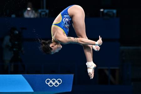 Olympic debut done, Freida Lim dives into job search