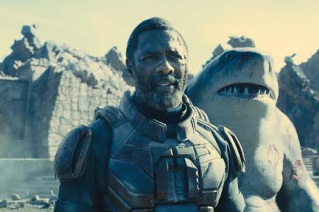 Idris Elba brings Bloodsport to life in The Suicide Squad
