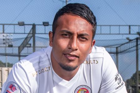 Balestier Khalsa sack skipper-goalkeeper Zaiful Nizam