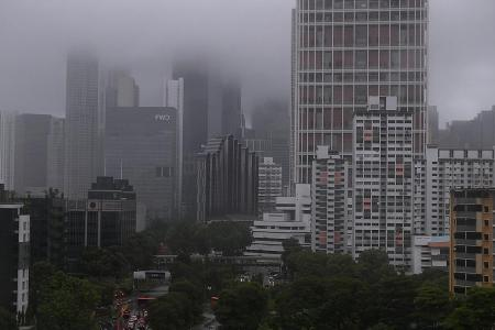 As weather gets erratic, Singaporeans should check forecasts regularly