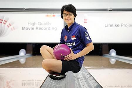 Cherie Tan in US Women's Open step-ladder finals