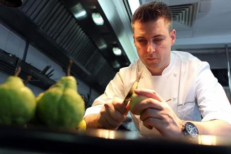 Zen gets 3 Michelin stars, joining Les Amis and Odette