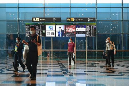 Changi Airport's T1, T3 open to public for first time in over 100 days
