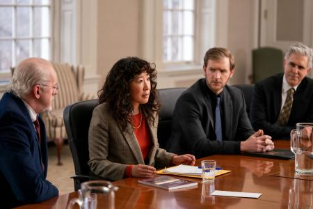 TV review: The Chair