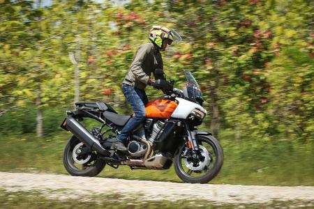 Meet Harley-Davidson's first modern adventure bike