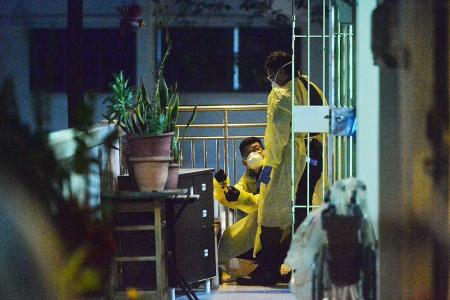 Neighbours find 74-year-old woman dead in her Bedok flat