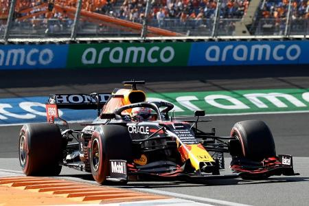 Home crowd roars Max Verstappen to victory
