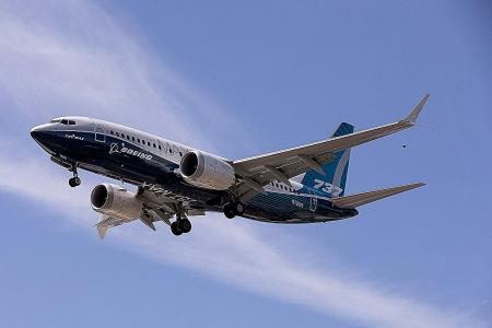 Singapore lifts flight ban on Boeing 737 Max planes