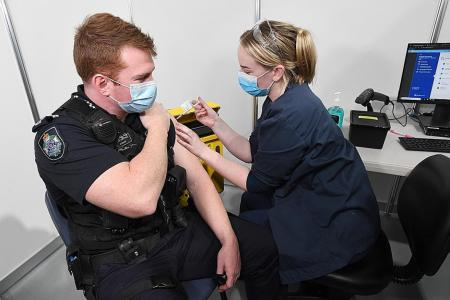 New South Wales sees rise in Covid-19 cases; vaccinations speed up