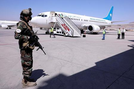 200 non-Afghans to leave Kabul in first airlift since US retreat