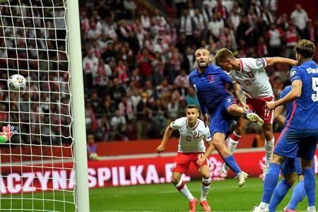 England's Southgate defends no-sub call after draw
