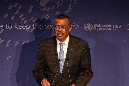 WHO chief urges halt to vaccine boosters until year-end