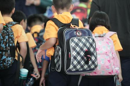 Kids of alumni will have single phase for P1 registration from 2022