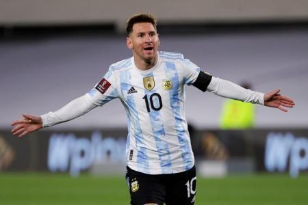 Messi overtakes Pele as South America's top scorer