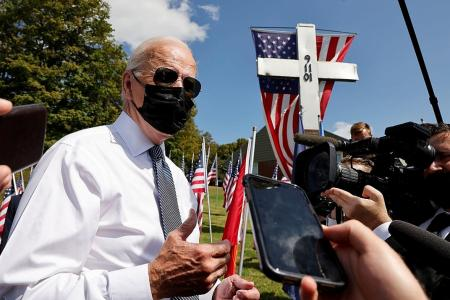 Biden defends Afghanistan pullout yet again
