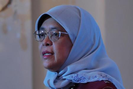 More must be done to curb sexual predation at home: President Halimah