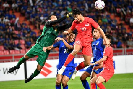 Singapore drawn with Thailand, Myanmar, Philippines in Group A of Suzuki Cup
