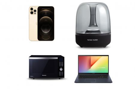 Bag these Top 40 clearance deals at Harvey Norman Factory Outlet