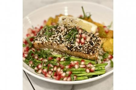 Healthy, tasty fare at Carrotsticks & Cravings' new CBD outlet