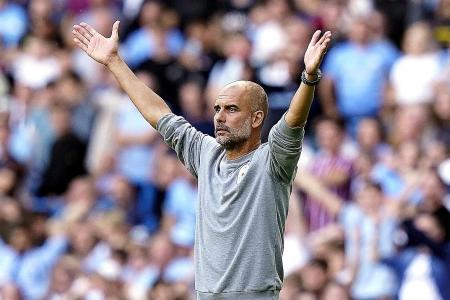Richard Buxton: Time for Pep to tinker and show his mettle