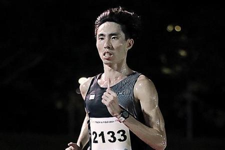 Marathoner Soh to pay ex-teammate Liew $180k for defamation