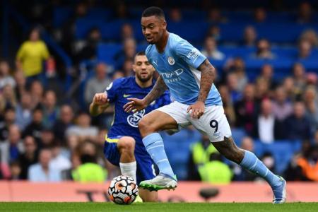 Man City avenge Champions League final loss, thanks to Jesus' goal