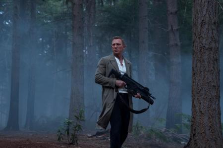 'Massively grateful' Daniel Craig bids farewell to Bond