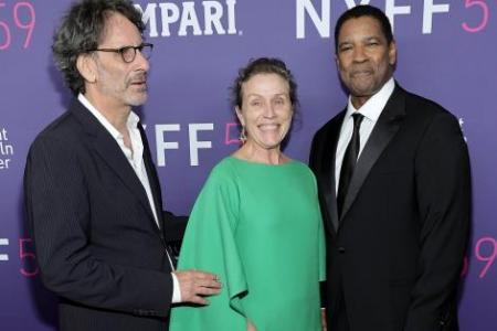 Macbeth star McDormand says the play got her into acting