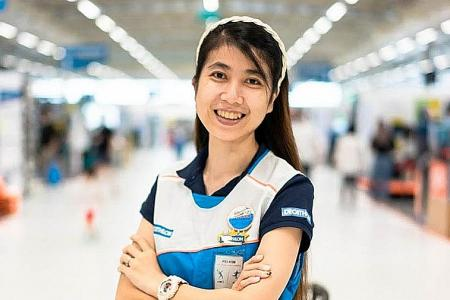 These people with disabilities thrive in jobs at Decathlon