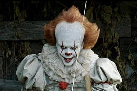 What's scarier, Covid or clown?