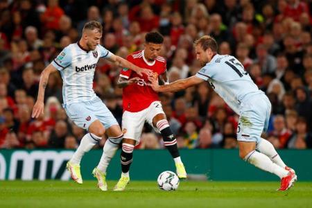 Sancho's lack of game time at United saddens Dortmund CEO