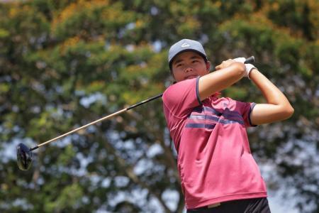S'pore golfer Shannon Tan to tee off in prestigious KLPGA event