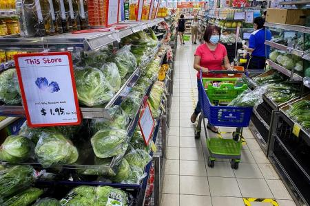 Supermarket chains say supply of fruits and veggies is sufficient