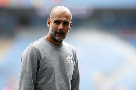 Richard Buxton: A defining week for Pep Guardiola and Man City