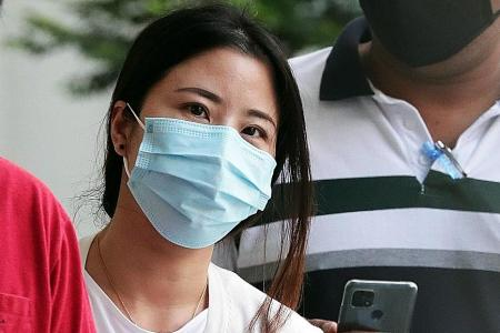 Woman who hit maid with hangers jailed for seven weeks