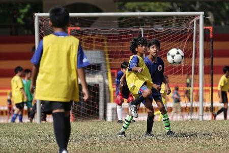 SportSG suspends programmes for children and seniors