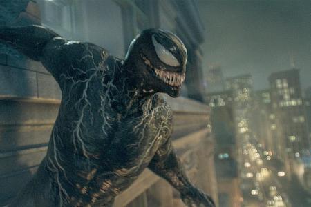 Venom sequel makes monstrous $120m debut, setting pandemic record