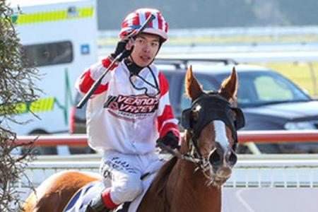 Charity auction for cancer-stricken Malaysian apprentice jockey