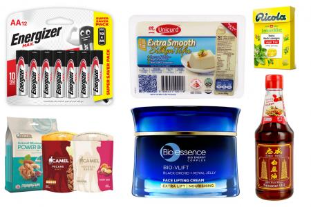 Enjoy exclusive deals on these award-winning brands with FairPrice