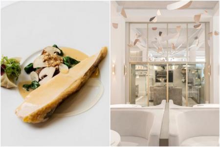 Singapore's Odette is No. 8 on The World's 50 Best Restaurants list