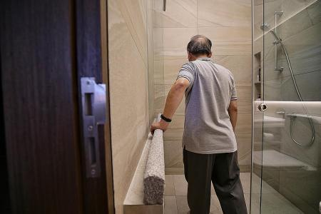 Design features to consider for an elderly-friendly home