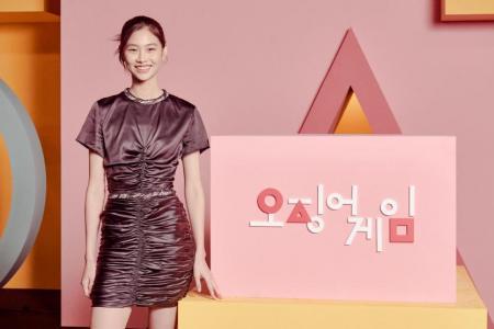 Squid Game actress Jung Ho-yeon named Louis Vuitton's global ambassador